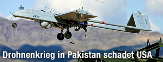 US-Drohne in Pakistan