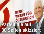 """Logo der neugegründeten Partei """"Team Stronach"""""""