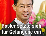 Deutscher Wirtschaftsminister Philipp Rösler