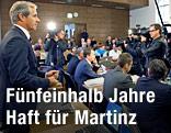 Ex-ÖVP-Obmann von Kärten, Josef Martinz