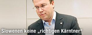 FPK-Landesrat Harald Dobernig