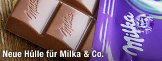 Milka-Schokolade