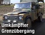 Türkisches Militärfahrzeug