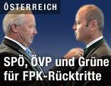 Kurt Scheuch und Gerhard Dörfler