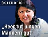 Salzburgs Landeshauptfrau Gabi Burgstaller