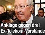 Ex-Telekom-Vorstand Heinz Sundt