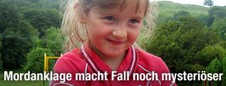 In Wales vermisstes fünfjähriges Mädchen April