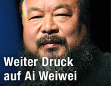 Künstler Ai Weiwei