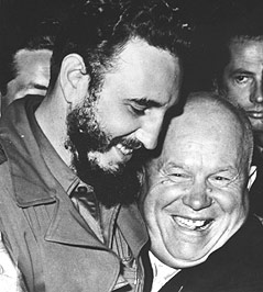 Castro, Chruschtschow