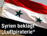 Die syrische Flagge