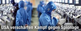 Chip-Fabrik