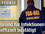 Mitarbeiter der FDA