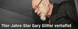 Früherer britischer Glam-Rock-Star Gary Glitter