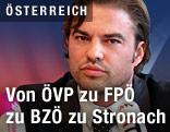 BZÖ-Abgeordneter Stefan Markowitz