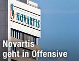 Zentrale von Novartis