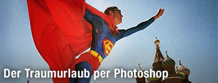 """Bild von Reiner Riedler """"Superman, Kremlin, Turkey"""""""