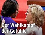 Michelle Obama und Ann Romney