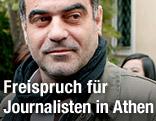 Journalist Kostas Vaxevanis