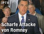US-Präsidentschaftskandidat Mitt Romney