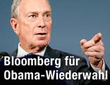 New Yorker Bürgermeister Michael Bloomberg