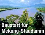 Der Fluss Mekong