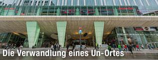 Wien Mitte Gebäudeansicht von außen