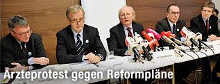 Praesident Oesterreichische Aerztekammer Artur Wechselberger