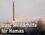 Iranische Fadschr-Rakete