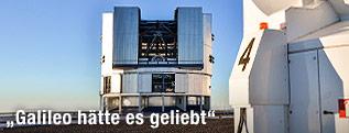 Riesenteleskop VLT Paranal