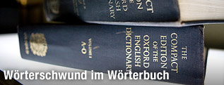 Ausgabe des Oxford English Dictionary