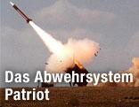 """""""Patriot""""-Abwehrrakete"""