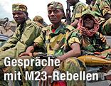 M23-Rebellen in Kongo
