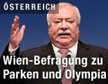 Wiener Bürgermeister Michael Häupl