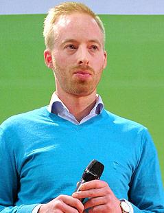 Rubin Ritter (Geschäftsführer der Zalando GmbH)