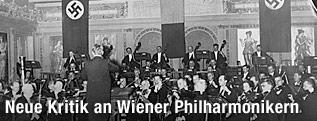 Wiener Philharmoniker im Jahr 1943