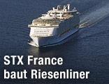 "Kreuzfahrtschiff "" Allure of the Seas"""
