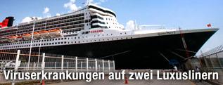 """Kreuzfahrtschiff """"Queen Mary 2"""""""