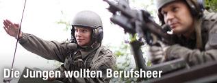 Artillerie-Beobachtungs-Unteroffizierin