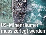 Kriegsschiff USS Guardian