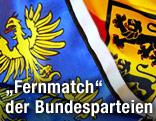 Wappen von Niederösterreich und Kärnten