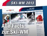 Screenshot der Schladming-2013-Webseite des ORF
