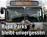 Rosa Parks im Bus