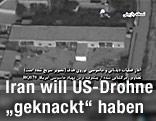 Aufnahmen aus einer US-Drohne