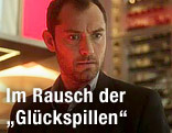 "Jude Law im Film ""Side Effects"""