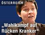 Wiens Soziallandesrätin Sonja Wehsely