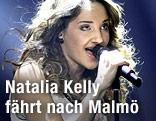 Song-Contest-Kandidatin Natália Kelly