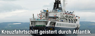 Kreuzfahrtschiff Ljubow Orlowa