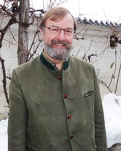 Der burgenländische Landesjägermeister Peter Prieler