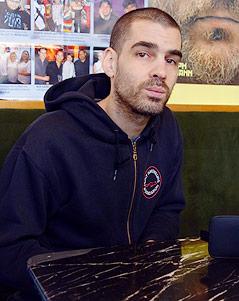 Elmar Völkl vom Verein gegen Tierfabriken