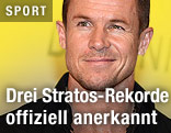 Extremsportler Felix Baumgartner